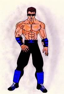 Johnny Cage . Mortal Kombat. by danko10 on DeviantArt