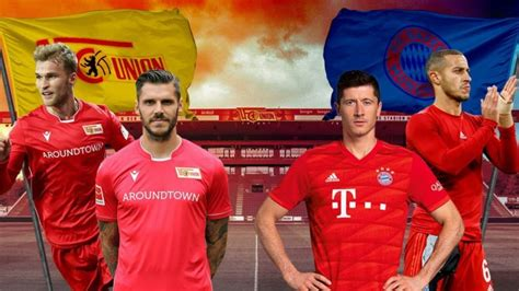 Marcus ingvartsen provides late equaliser.soon. Formacionet zyrtare: Union Berlin - Bayern Munich - Telegrafi