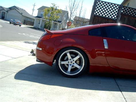 The Best Looking 350z Rear Spoiler