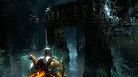 god  war iii remastered ps playstation  game