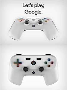 This is What the Google Project Stream Game Controller ...