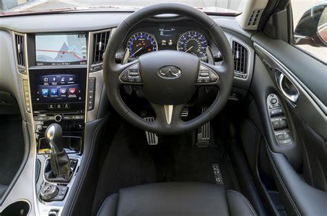 infiniti q50 interior infiniti q50 review 2017 autocar