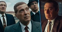 'The Irishman' Named Movie Of The Year By National Board ...