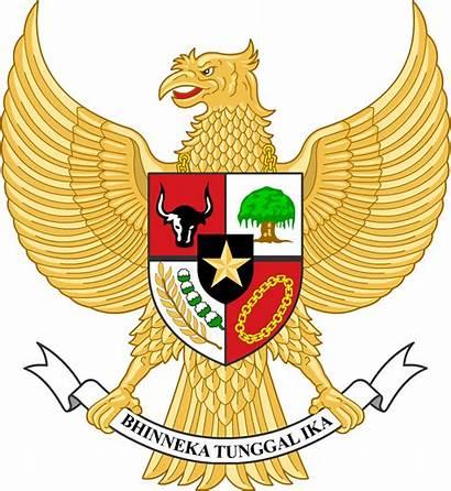 Garuda Symbol Vector Pancasila Indonesia Designs Background