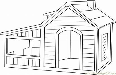 Dog Coloring Play Pages Area Coloringpages101
