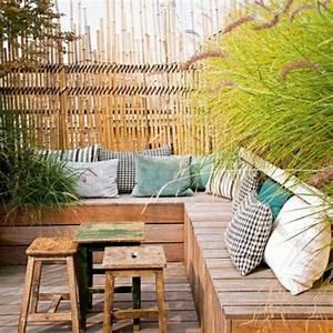 Aménagement Terrasse Appartement : 10 id es pour am nager une terrasse ~ Melissatoandfro.com Idées de Décoration