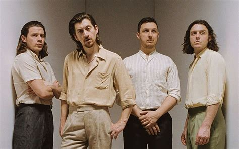 Arctic Monkeys Reach For Stars, Get Lost In Space On