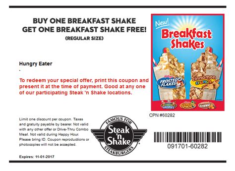 28570 Steak And Shake App Coupons by Steak N Shake Coupons And Discounts
