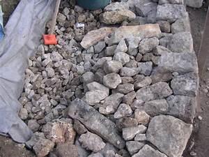 Comment Faire Un Drainage : le drain dans la ma onnerie du mur en pierre s che louis ~ Farleysfitness.com Idées de Décoration