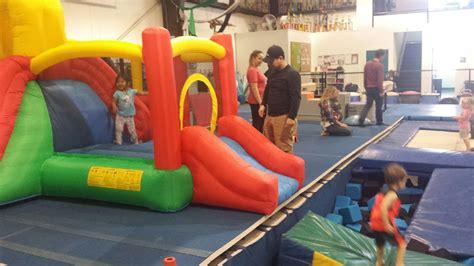 central coast gymnastics 187 preschool 736 | Bounce house fun