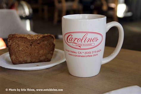 Caroline's coffee roasters is located in grass valley, calif. Caroline's Coffee Roasters, Grass Valley