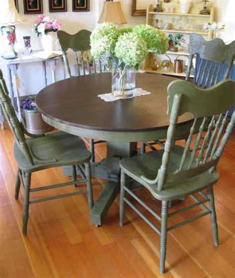 painted kitchen table ideas my first furniture purchase for the house