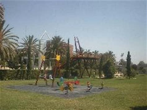 jardin del turia tramo ii valencia ciudad viajar  valencia