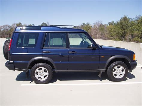land rover discovery series ii information