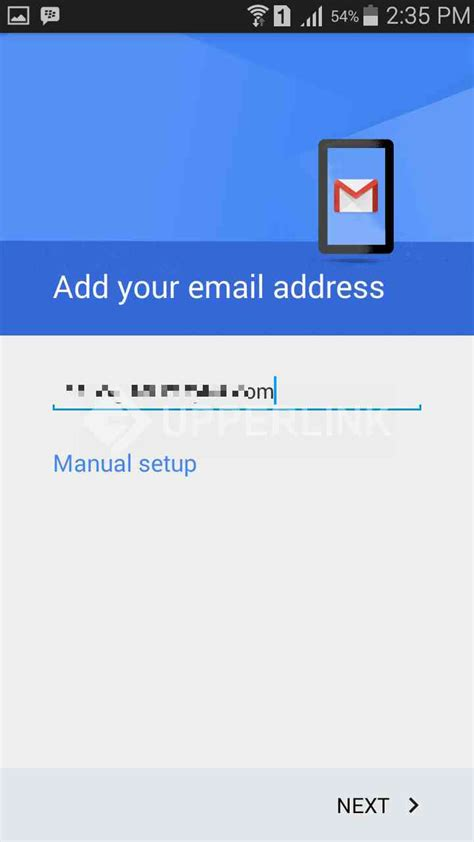 Do You Put Your Email Address On Your Resume by Adding Your Webmail Account To Your Android Device