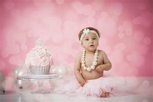 Baby smash cake photoshoot - Vogue - FountainFotos - Videography and Photography