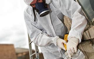 asbestos testing  process