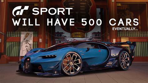 turismo gran sport cars gt