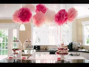 easy diy ideas for bridal shower favor decorations youtube With how to decorate for a wedding shower