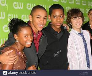 Cast Of U0026quoteverybody Hates Chrisu0026quot L R Imani Hakim Tequan