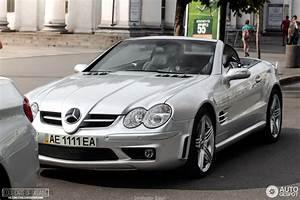 Mercedes 55 Amg : mercedes benz sl 55 amg r230 7 august 2016 autogespot ~ Medecine-chirurgie-esthetiques.com Avis de Voitures