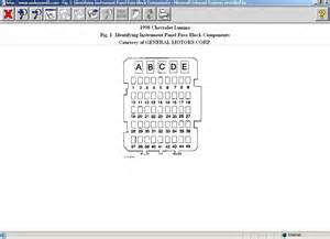 Diagram  98 Chevy Lumina Fuse Box Location Full Version