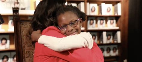 This Little Girl Meeting Michelle Obama Will Make Your ...