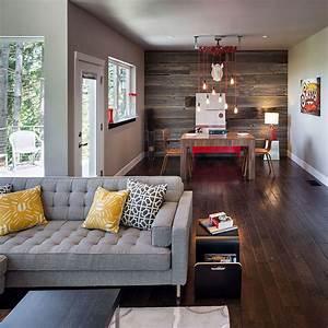 deco petit salon 22 idees de meubles couleurs et accents With deco petit salon salle a manger