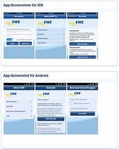 Ewetel Rechnung : ewe service app ~ Themetempest.com Abrechnung