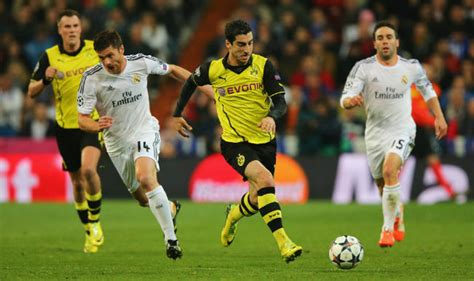Real Madrid survive 2-0 scare from Borussia Dortmund to ...