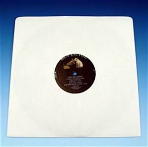 acid free white paper 10 inch record sleeves With acid free document sleeves