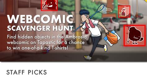 tapastic comics aplikasinya komunitas komik indie warta