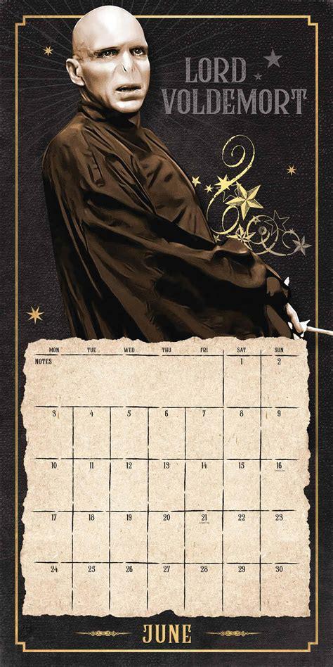 harry potter calendar  calendar club uk