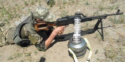 Polymer Disintegrating Belts For Pkm Machine Guns