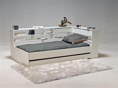 table cuisine largeur lit combiné 90x190cm étagères tiroir sommier à