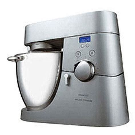 les robots de cuisine de cuisine titanium timer km040 achat vente
