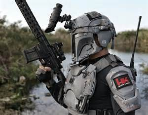 Real Star Wars Body Armor