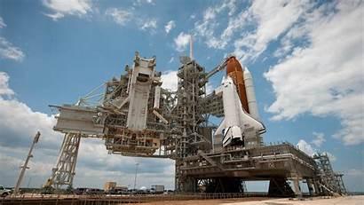 Shuttle Space Desktop Nasa Launch Wallpapers Pad