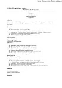 free functional resume template sles medical billing resumes sles jianbochen com