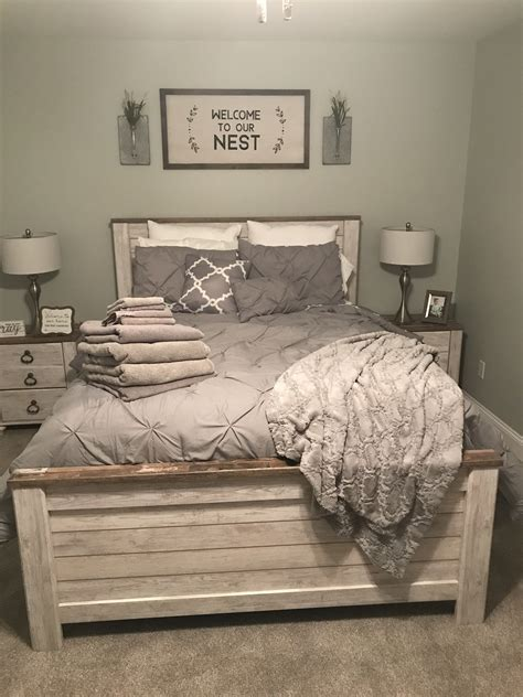 Guest Bedroom Bedding by Guest Bedroom Ideas Sign From Hobby Lobby Bedding From
