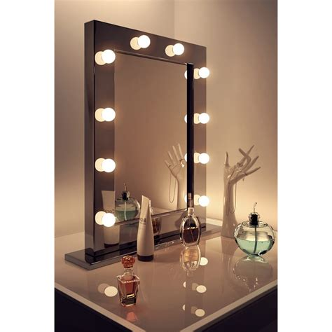 miroir a maquillage avec lumiere miroir pour loge ou studio 7rental arras lille