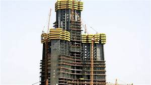 Jeddah Tower: Future world's tallest building delayed ...