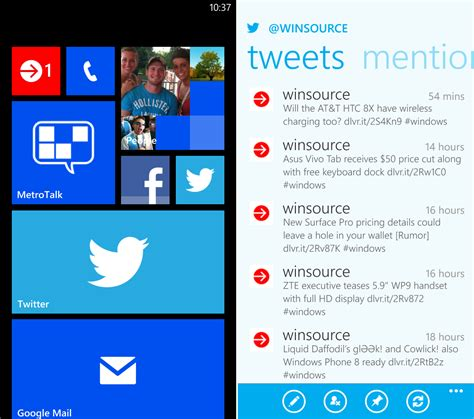 official app gets updated for windows phone 8 winsource