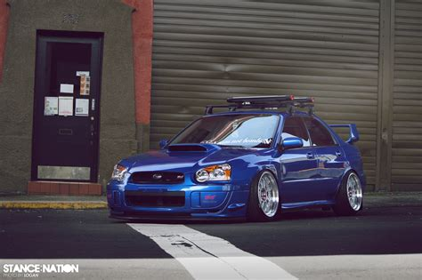 dropped sti stancenation form function