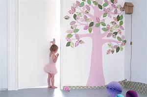 Kinderzimmer Wandgestaltung Ideen : wandgestaltung tipps ~ Sanjose-hotels-ca.com Haus und Dekorationen