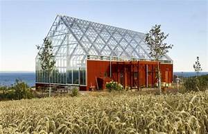 Sustainable House Makes Food, Not Waste