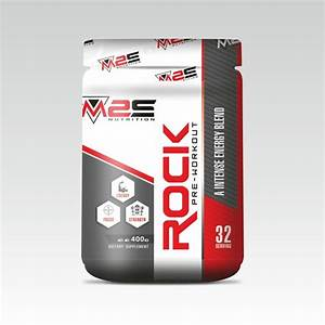 The Rocks Pre Workout Supplement