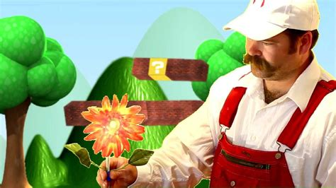 Realistic Mario Movie Fan Made Trailer Youtube