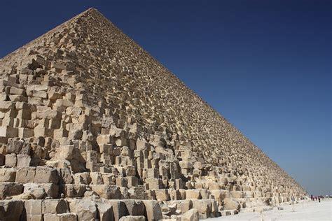 Interno Piramide Cheope Viaggio Nella Necropoli Di Giza Tra Le Misteriose