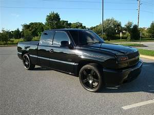 Purchase used 2003 Chevrolet Silverado 1500 SS Extended ...